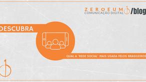 Descubra qual é a 'rede social' mais usada pelos brasileiros, afirma pesquisa