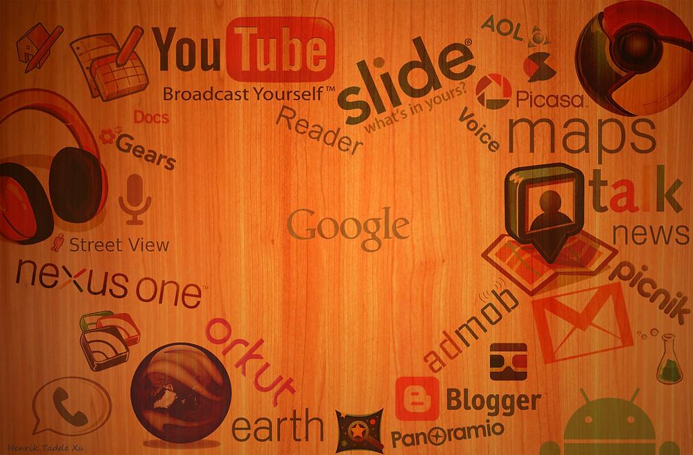 Google: nova central mostra as informações que a empresa coletou sobre usuário