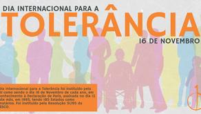 Dia Internacional para a Tolerância