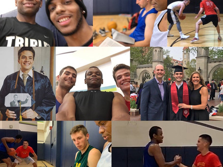 Sports Mentoring: The Court Is The New Coffee Shop