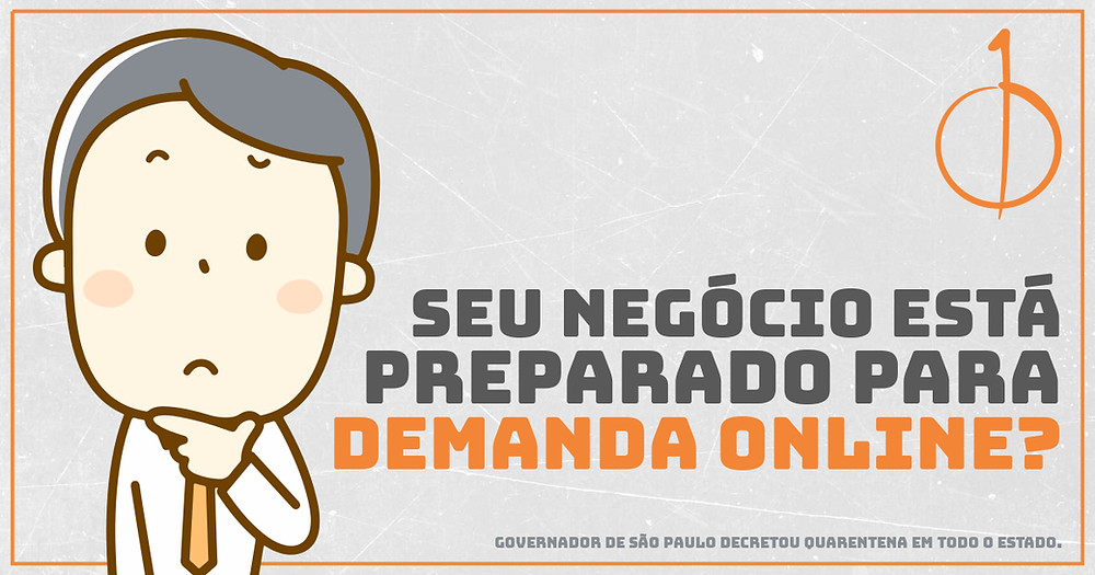 Governador de São Paulo decretou, neste sábado (21), quarentena em todo o estado.