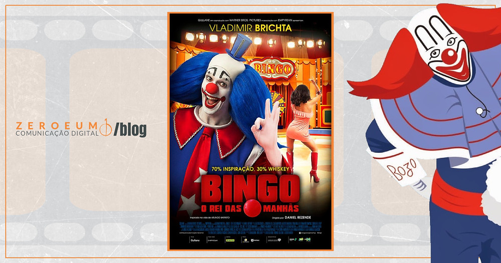 Crítica | Bingo – O Rei das Manhãs