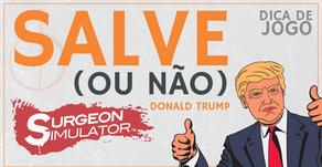 Agora você pode operar Donald Trump