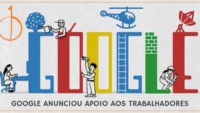 Google apoia funcionários que protestarem no Dia do Trabalhador