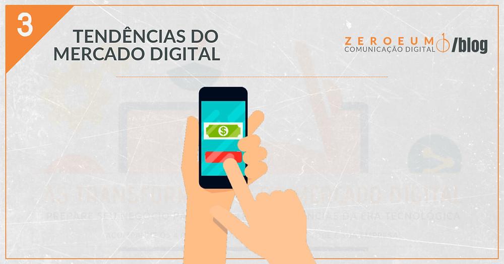 Tendências de Marketing do mercado digital