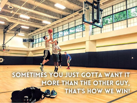 Separating Yourself: Outwork Them, Beat Them!