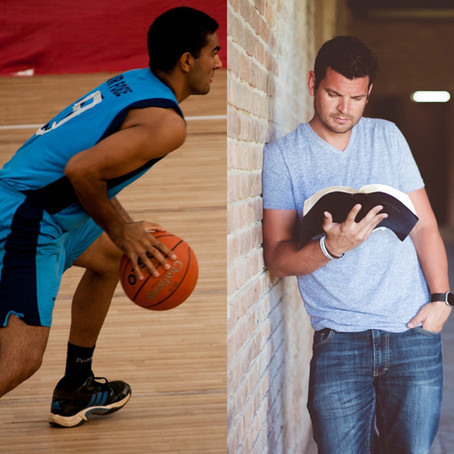 True Confidence: Competitive Christian?