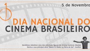 Dia da sétima arte brasileira