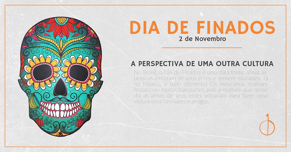 Dia de Finados: A perspectiva de uma outra cultura