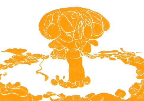 De atoombomaanvallen op Hiroshima en Nagasaki zijn twee luchtaanvallen met atoombommen die in 1945 door de Amerikaanse luchtmacht zijn uitgevoerd. Op 6 augustus werd de Japanse havenstad Hiroshima gebombardeerd en op 9 augustus de stad Nagasaki. Kort daarna capituleerde het Japans Keizerrijk onvoorwaardelijk. Hiermee kwam een eind aan de Tweede Wereldoorlog. Tevens leidden de capitulatie van Japan tot de onafhankelijkheid van de Aziatische landen die Japan tijdens de oorlog had veroverd. Eind 1945 waren als gevolg van de aanvallen circa 250.000 mensen om het leven gekomen. Als gevolg van stralingsziekte en kanker zouden nog enige honderdduizenden slachtoffers zijn gevallen.