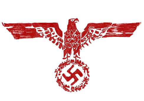 De Nationaalsocialistische Duitse Arbeiderspartij (NSDAP, Nationalsozialistische Deutsche Arbeiterpartei) was de partij die op 24 februari 1920 ontstond uit de Duitse Arbeiderspartij (DAP, Deutsche Arbeiterpartei). De NSDAP had als politieke ideologie het nationaalsocialisme, een mix van extreem nationalistische en extreem racistische denkbeelden, met als boegbeeld Adolf Hitler. De partij kwam in 1933 in Duitsland aan de macht met behulp van propaganda die appelleerde aan de wraakgevoelens onder de Duitse bevolking en door terreur tegen en intimidatie van politieke tegenstanders. Tot de eerste regeringsdaden behoorden de beknotting van de vrijheid van meningsuiting en het verbieden van andere politieke partijen.