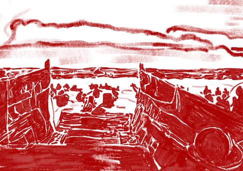 D-day vond plaats op 6 juni 1944 en was de grootste militaire invasieooit. Er werden die dag 156.000 geallieerde troepen ingezet. Ze maakten vanuit Zuid-Engeland de oversteek naar Normandië. Daar moesten ze via lucht- en amfibische landingen een bruggenhoofd (vaste voet aan wal) vestigen. Daarnaast waren de geallieerde landingen in Normandië het begin van Operation Overlord. Een belangrijke onderneming met als gevolg de uiteindelijke bevrijding van West-Europa. Alsook werd de term 'D-day' oorspronkelijk gebruikt om het begin van een belangrijke operatie in te luiden. De landing in Normandië, was voor de westelijke geallieerden de eerste, grootste en belangrijkste invasie van de Tweede Wereldoorlog. Concluderend uit deze drie factoren is dat waarschijnlijk de reden waarom we dit moment als D-day beschouwen.