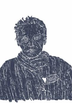 Czeslawa Kwoka Poolse katholiek, 14 jaar oud. Overleden op 18 februari 1943 in Auschwitz met een fenol injectie in het hart. Kort voor de executie werd ze gefotografeerd door de gevangene Whenm Brasse, die getuigde tegen de beul van Czeslawa, een vrouw die voor de foto haar in het gezicht sloeg, zoals te zien is door het hematoom op haar lip. Laten we gewoon het gezicht zien van een doodsbang klein meisje, dat hun taal niet eens kon spreken en die haar moeder een paar dagen eerder had verloren. Zij was een van de ongeveer 250.000 kinderen en minderjarigen geëxecuteerd in Auschwitz-Birkenau. De foto, oorspronkelijk zwart-wit bij de O swi cimcim Memorial, is ingekleurd door professioneel Braziliaanse fotograaf Anna Amaral, die onder de indruk was van de foto van Czeslawa en besloot deze kleurrijk en beschikbaar te maken voor iedereen. Zodat iedereen het weet en niemand het vergeet.  Deze foto stond op mijn netvlies en daar zal het altijd blijven.  Ingezonden door: Marieke van den Hurk