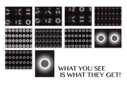 What you see is what they get!