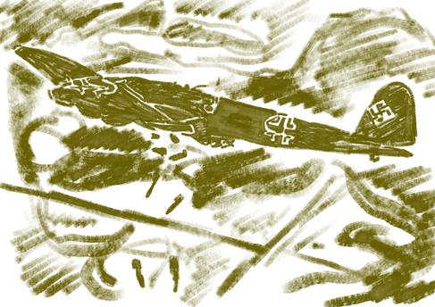 Nog steeds zijn alle vragen rond het vernietigende Duitse bombardement op Rotterdam van dinsdag 14 mei 1940 niet beantwoord. Vast staat dat op hoog Duits niveau een dergelijk zwaar bombardement wordt beschouwd als middel om de Nederlandse overgave te bespoedigen. Dat is ook wat gebeurt, ondanks de voorkeur van de Duitse commandant in Rotterdam, Schmidt, voor een gericht licht bombardement en onderhandelingen met de Nederlandse legerleiding om Rotterdam tot overgave te dwingen. Het bombardement op Rotterdam van 14 mei wordt uitgevoerd door ca. 90 Heinkel-bommenwerpers van het eskader Kampfgeschwader 54 'Totenkopf' (KG 54), dat onder leiding van Geschwaderkommodore Oberst Walter Lackner staat. Tussen 13.27 uur en circa 13.40 uur vindt het grote oppervlaktebombardement op Rotterdam-Centrum, Kralingen en Rotterdam-Noord plaats. De afgeworpen lading verwoest meer dan 30.000 woningen en panden. In totaal komen als gevolg van dit bombardement 800 tot 900 mensen om.