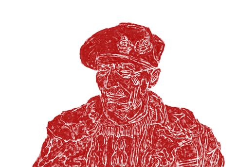 Bernard Montgomery (Kennington (Groot-Londen, Engeland), 17 november 1887 – Alton (Hampshire, Engeland), 24 maart 1976) was een Britse veldmaarschalk, generaal en bedenker van Operatie Market Garden.