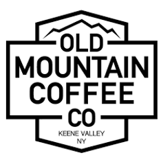 Old Mountain Coffee Co Logo