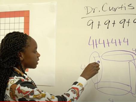 Cross Site Public Lesson Study #5 - 6th Grade - The Border Problem
