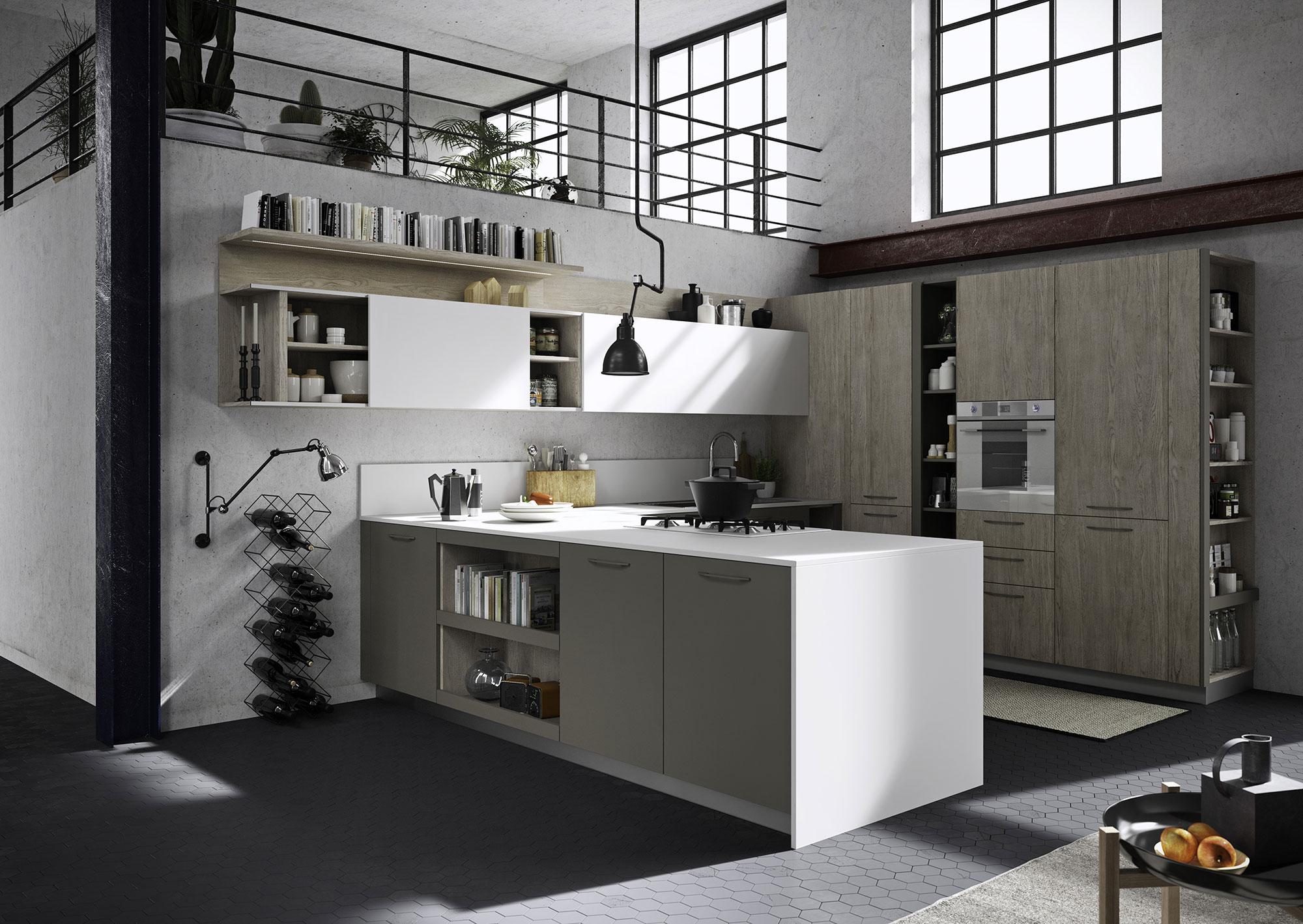 cucina-dettaglio-Fun-bianco-gesso-1