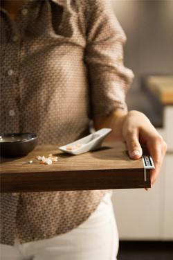 Cucina_Snaidero_Tagliere_legno