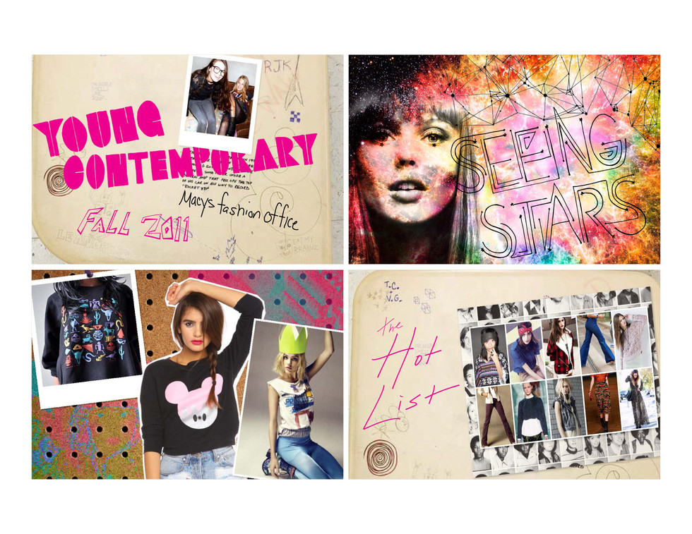 YOUNG CONTEMPORARY TREND GUIDE
