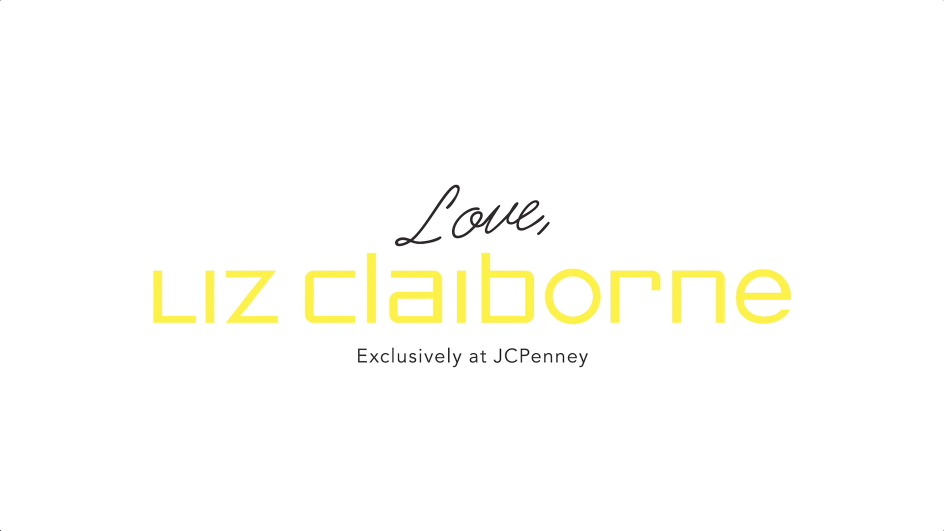 LIZ CLAIBORNE VIDEO