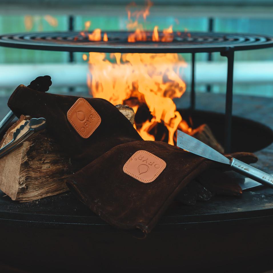 OFYR BBQ