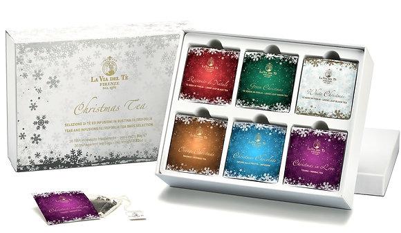 Christmas Tea Silver Collection