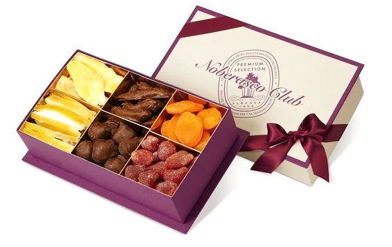 """""""The Club"""" Assorted Gift Set 6 flavours"""