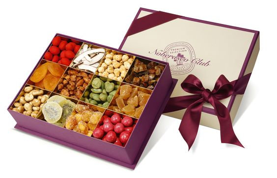 """The Club"" Assorted Gift Set 12 flavours"