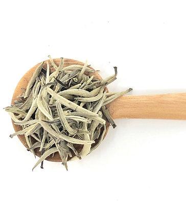 Silver Pekoe Yin Zen  white tea  gr 50