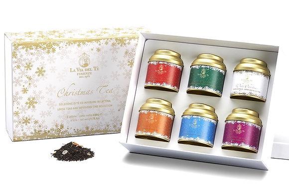 Christmas Tea Gold Collection