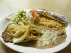 Carne Azada Lunch