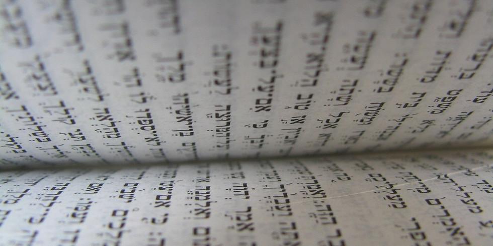 Shabbat Morning Service + Torah Class