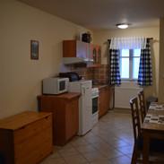Vybavení apartmánů