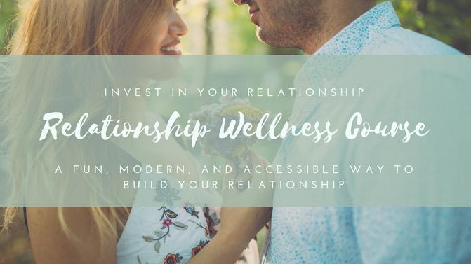 Relationship Wellness Class