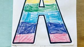 Un alphabet illustré