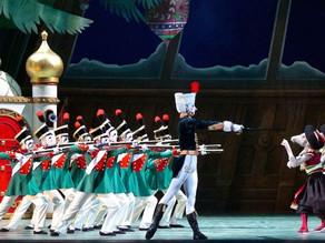 Mon expérience dans le Casse-Noisette de l'Alberta Ballet