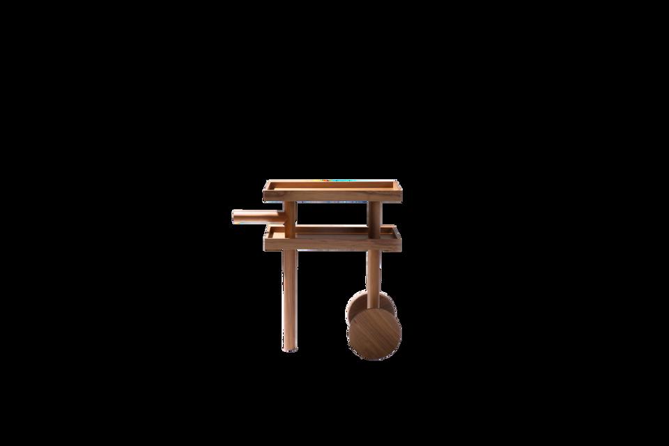 carrinho tapioca