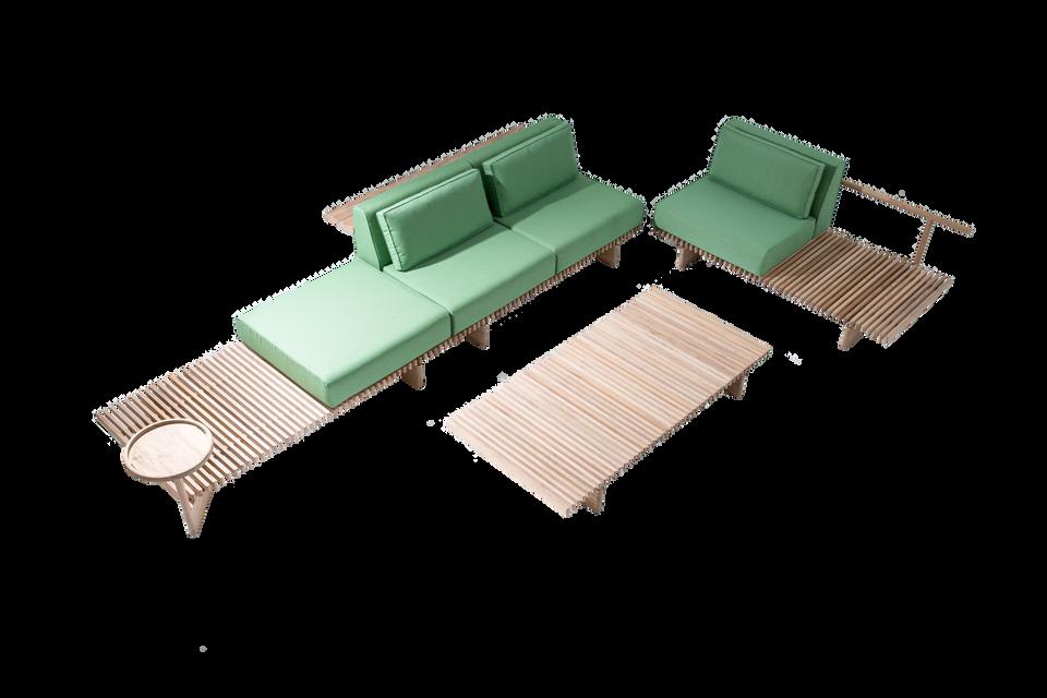 sofá bello outdoor