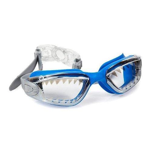 משקפת שחייה מעוצבת כריש פטיש לגיל 3+ Bling2O