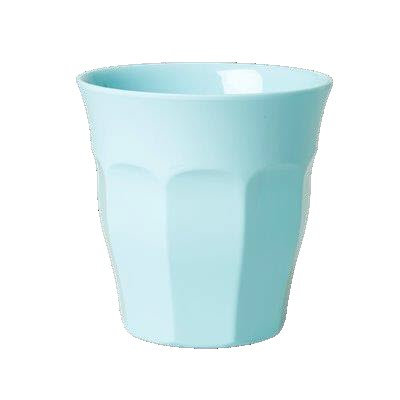 כוס מלמין גידי תכלת ים רייס RICE