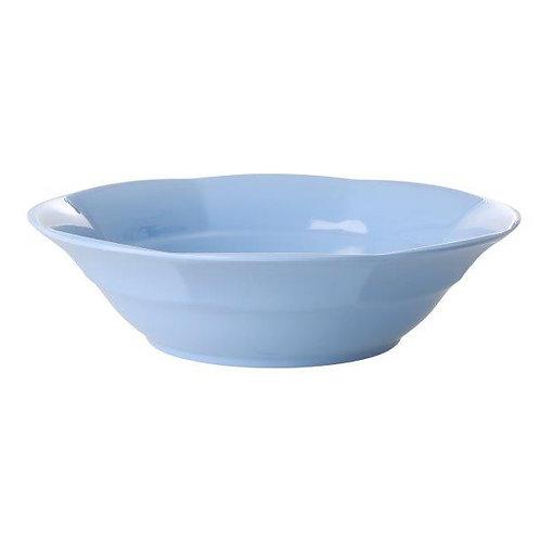 קערת מלמין כחול בהיר רייס RICE