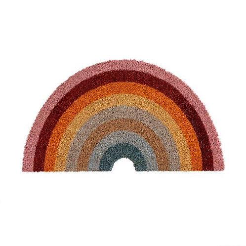 שטיח סף כניסה לבית או לבניין קשת