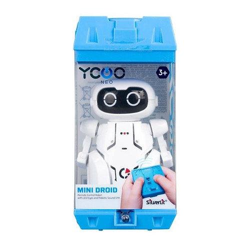מיני רובוט על שלט