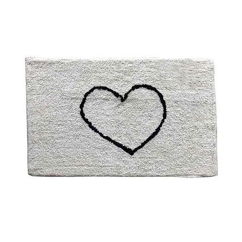 שטיח שיקי לב