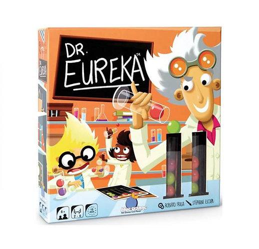 """ד""""ר יוריקה - משחק קופסא"""