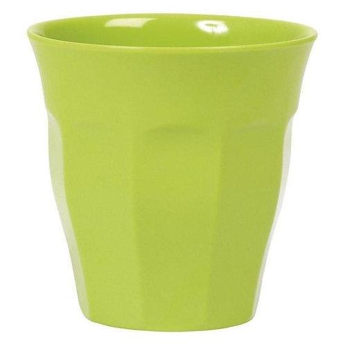 כוס מלמין גידי ירוק תפוח רייס RICE