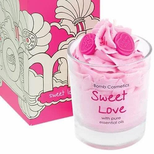 Sweet Love נר קוקטייל