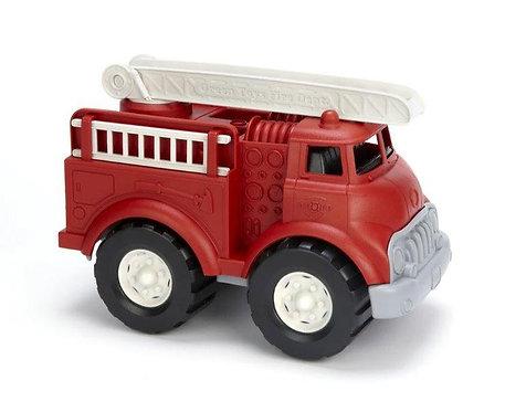 משאית מכבי אש - ליין ירוק- GREEN TOYS